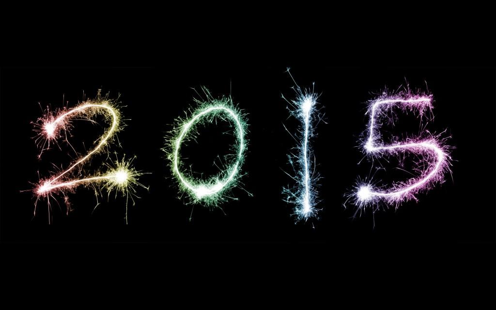 Celebración del Año Nuevo 2015