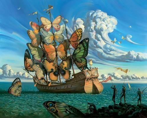 sueño barco